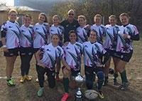 Rugby feminin: CS Agronomia câștigă Cupa României